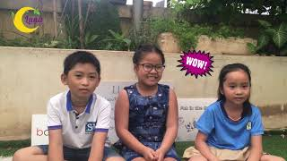 Adam, Anna, Lucy- Ms. Luna- Ending Unit 06 Interview