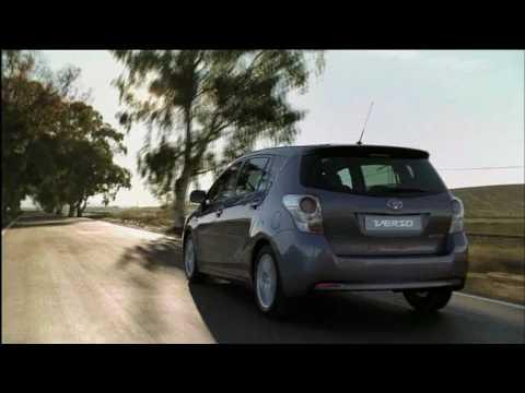 Toyota Verso - Fahrbericht