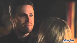 Olicity - Arrow - 3x20