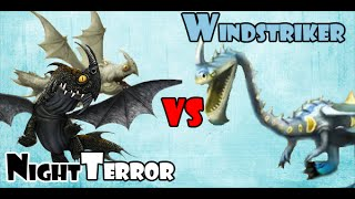 Night Terror vs Windstriker