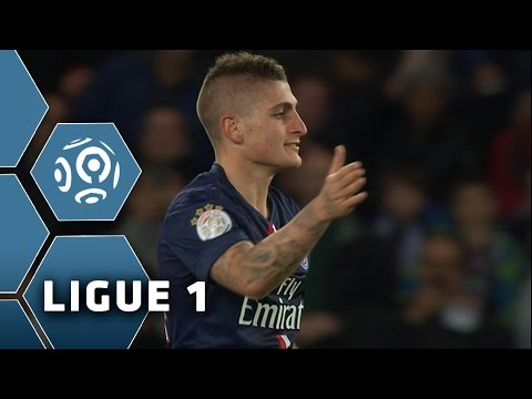 But Marco VERRATTI (25') / Paris Saint-Germain - FC Metz (3-1) -  (PSG - FCM) / 2014-15