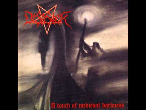 Desaster - Visions In The Autumn Shades