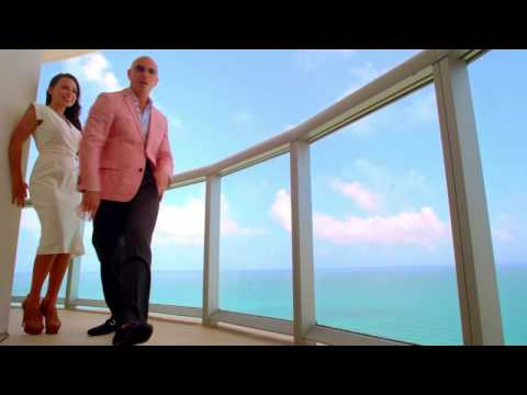 Ahmed Chawki - Habibi I Love You Ft. Pitbull (Official Music Video)