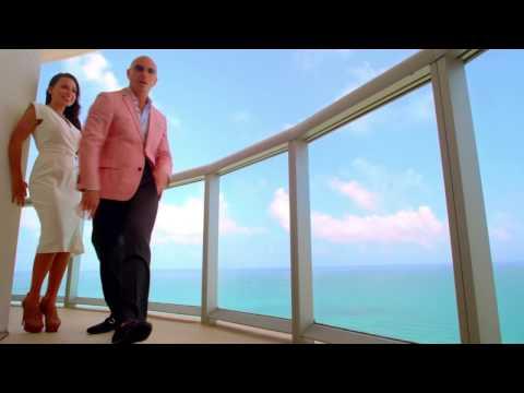 Chawki - Habibi I Love You Ft. Pitbull (EXCLUSIVE Music Video) | شوقي