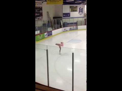 Alissa Czisny Short Program 1-11-2013