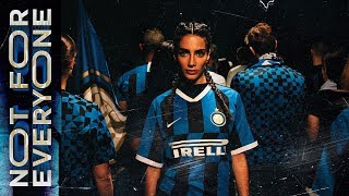 NOT FOR EVERYONE | FC INTERNAZIONALE MILANO BRAND CAMPAIGN