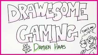 Damien Haas in Dark Love [Drawesome Gaming Ep. 13]