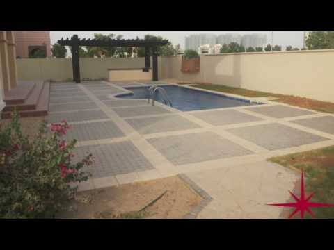 The Villa, Dubai Land, Large 5 BR, Valencia Villa