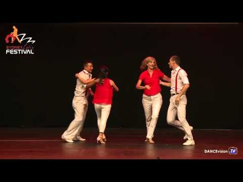 Vida Dance Rueda Team - 2016 Sydney Latin Festival
