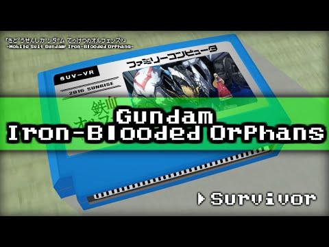 Survivor/Mobile Suit Gundam: Iron-Blooded Orphans 8bit
