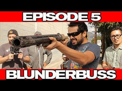 MysteryGuitarMan Makes Looper s BLUNDERBUSS GUN
