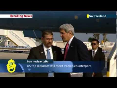 Iran Nuclear Dawn: Kerry arrives in Geneva after Israel's Netanyahu slams emerging deal