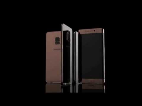 Samsung Galaxy Note 5 Edge - Design Teaser