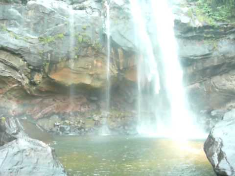 Waterfalls of Sri lanka - Aberdeen