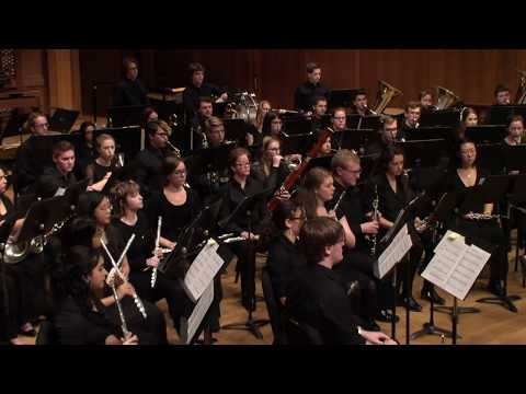 Lawrence University Symphonic Band & Wind Ensemble - October 13, 2017