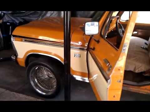 1975 FORD F100 Truck 1979 FORINGA MEXICANA Chihuahuense 100% - YouTube