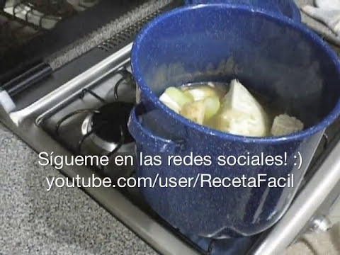 COCIDO - CALDO DE RES / BEEF SOUP