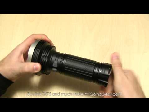 Fenix TK75 Flashlight Extended Review