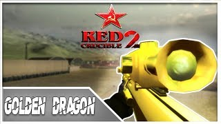 RED CRUCIBLE 2 REBORN | JOGANDO DE GOLDEN DRAGON