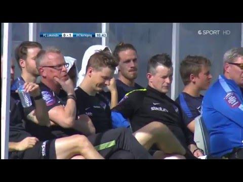 2016: FC Lokomotiv Moscow - IFK Norrköping 1-1 (4-6 e.s.) - Hela matchen