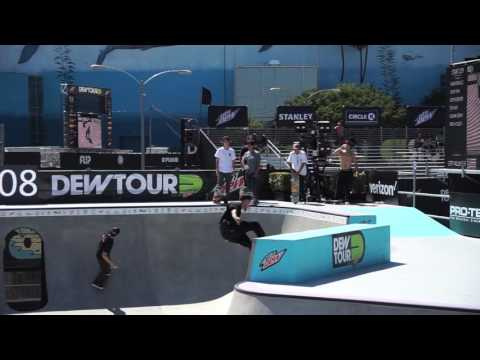 charlie blair dew tour 2017 bowl clip