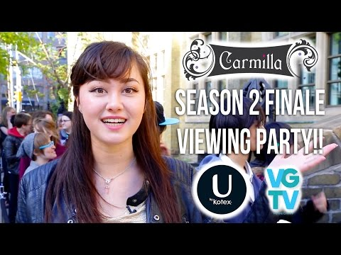 Carmilla | The #Creampuff Viewing Party w/ Sachie!