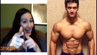 Connor Murphy Goes Crazy on Omegle