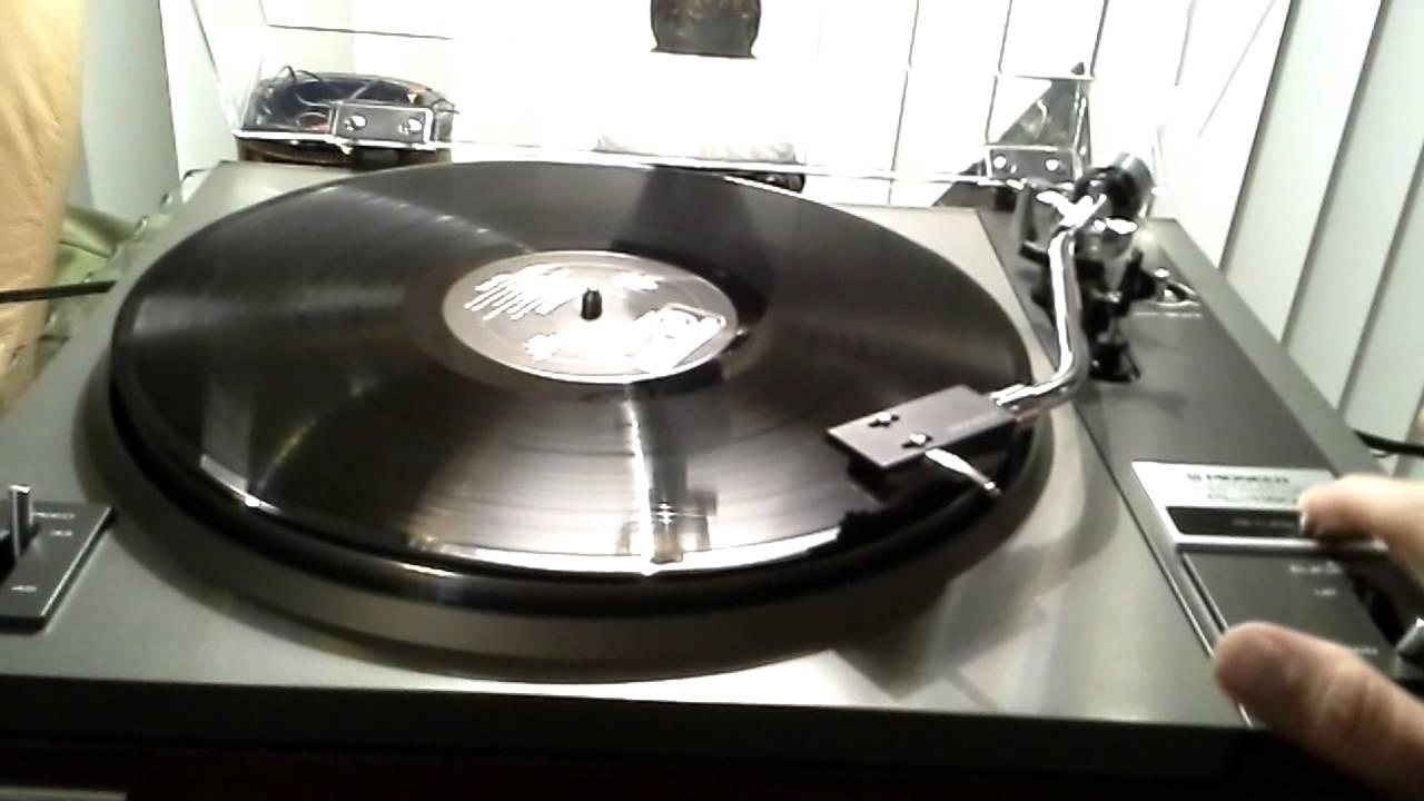 115 Turntable Pioneer pl 115 d Turntable