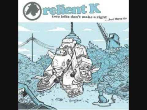 Relient K - Over Thinking