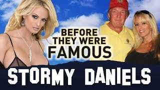 STORMY DANIELS | Before They Were Famous | President Trump Affair ???
