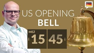 US Opening Bell - 23.09.2019 - LIVE mit Marcus Klebe