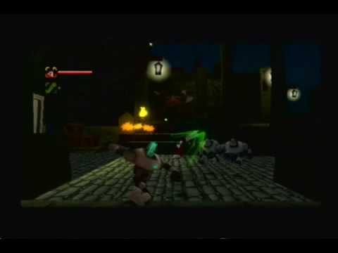 Looney tunes acme arsenal gameplay