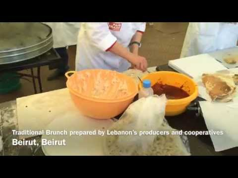 World Fair Trade, at Beirut Souks: Annual Traditional Brunch of Fair Trade Lebanon