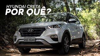 O Hyundai Creta foi o SUV compacto mais vendido no Brasil em 2018! Por quê?