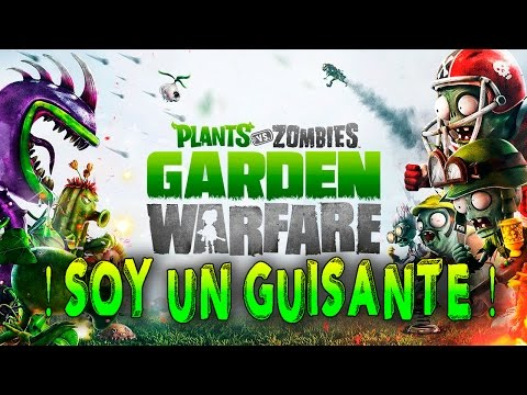 PLANTAS vs ZOMBIS - ROMPIENDO BARRERAS PS4 1080p GARDEN WARFARE
