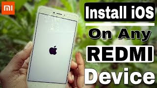 Install iOS 12 In Any Redmi Device | No Root Easy Trick 2018 | Aditya Knight