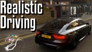 Forza horizon 4 - Audi RS7 Gameplay - Ultra 60FPS