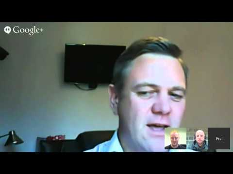 Sage One Hangout with Paul Donno (1 Accounts Online Ltd)
