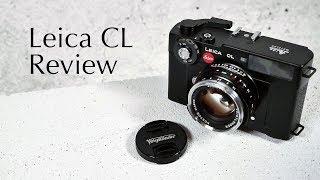 Leica CL Review (35mm M-mount rangefinder)