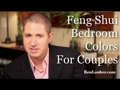feng shui bedroom colors for couples youtube