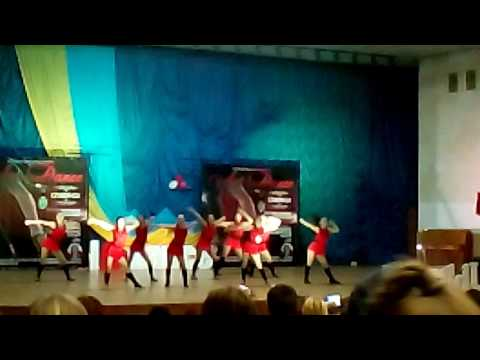 Танец ''На дискотеке''