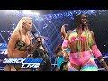 Paige reveals the SmackDown Women's Survivor Series Team: SmackDown LIVE, Nov. 6, 2018