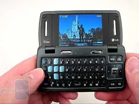lg env3 video clips Verizon Motorola Flip Phones Verizon LG Phones