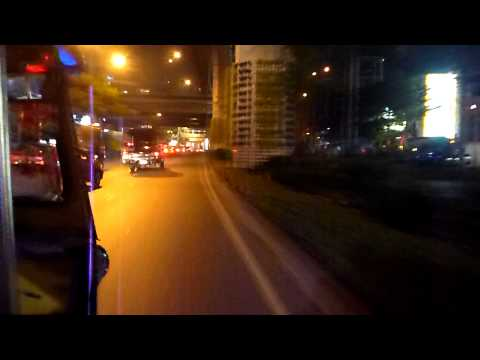 Bangkok Tuk Tuk | Night Ride Soi Cowboy