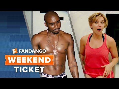Now In Theaters: Cars 3, All Eyez on Me, Rough Night   Weekend Ticket