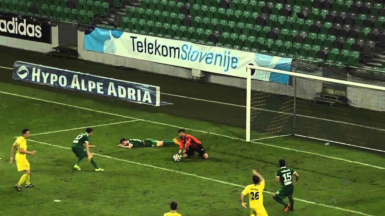 NK Olimpija Ljubljana 4-0 Radomlje