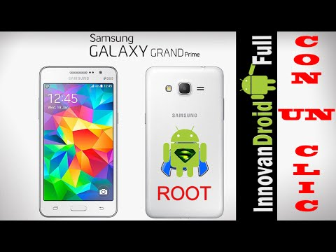 Root Samsung Galaxy Grand Prime Con Un Clic Sin PC