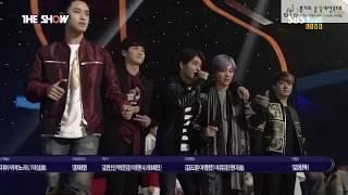 150407 THE SHOW CHOICE - No 1 - FTISLAND - PRAY