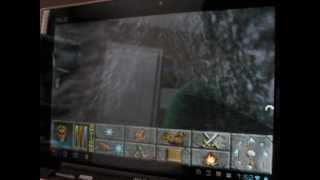 Elder Scrolls II - Daggerfall on Android (DosBox Turbo)