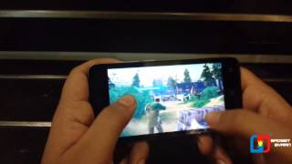 Micromax Canvas Spark Gaming Review + Serious Glitch